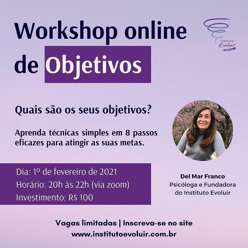 Workshop de Objetivos