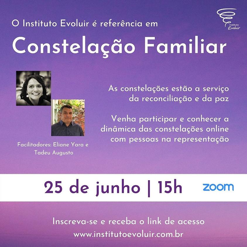 Constelação Familiar Online - 25 de junho - 15h