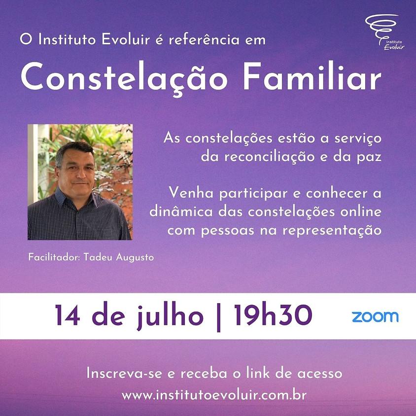 Constelação Familiar Online - 14 de julho - 19h30