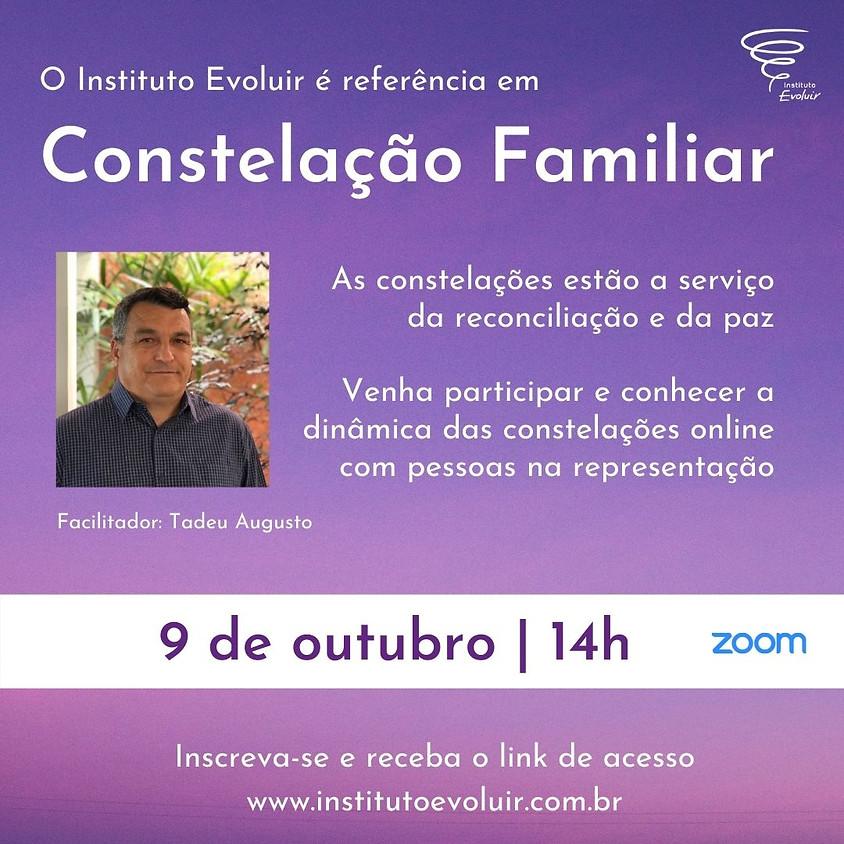 Constelação Familiar Online - 9 de outubro - 14h