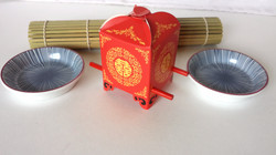 Classic Asian Party Favor Box