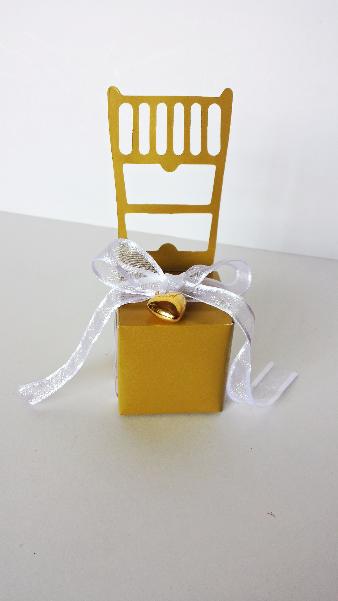 Chair party favor