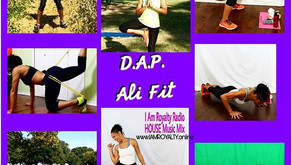 Ali Fit MBS - HIIT Workout (no weights or equipment needed)