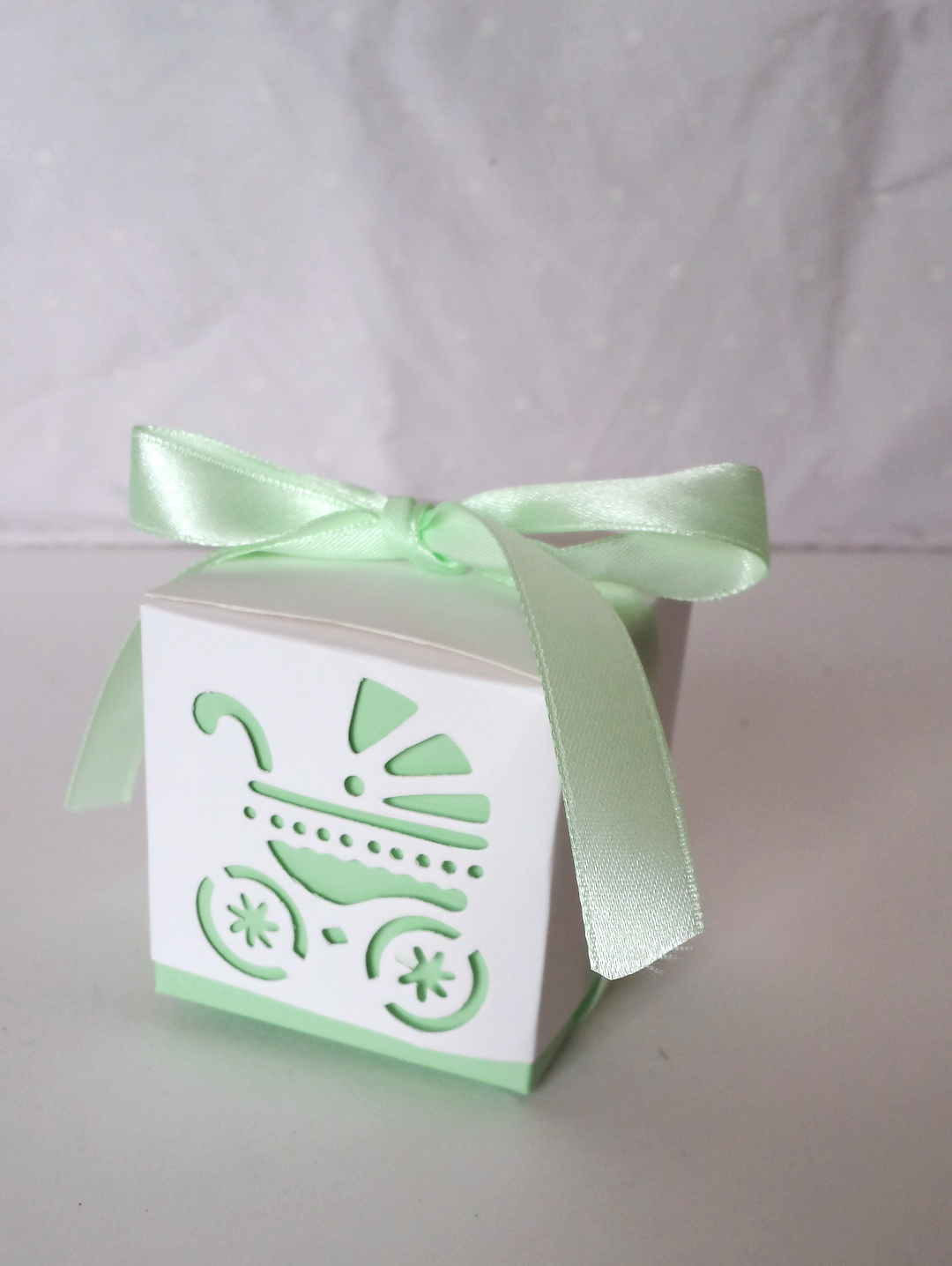 Baby shower Party Favor Box