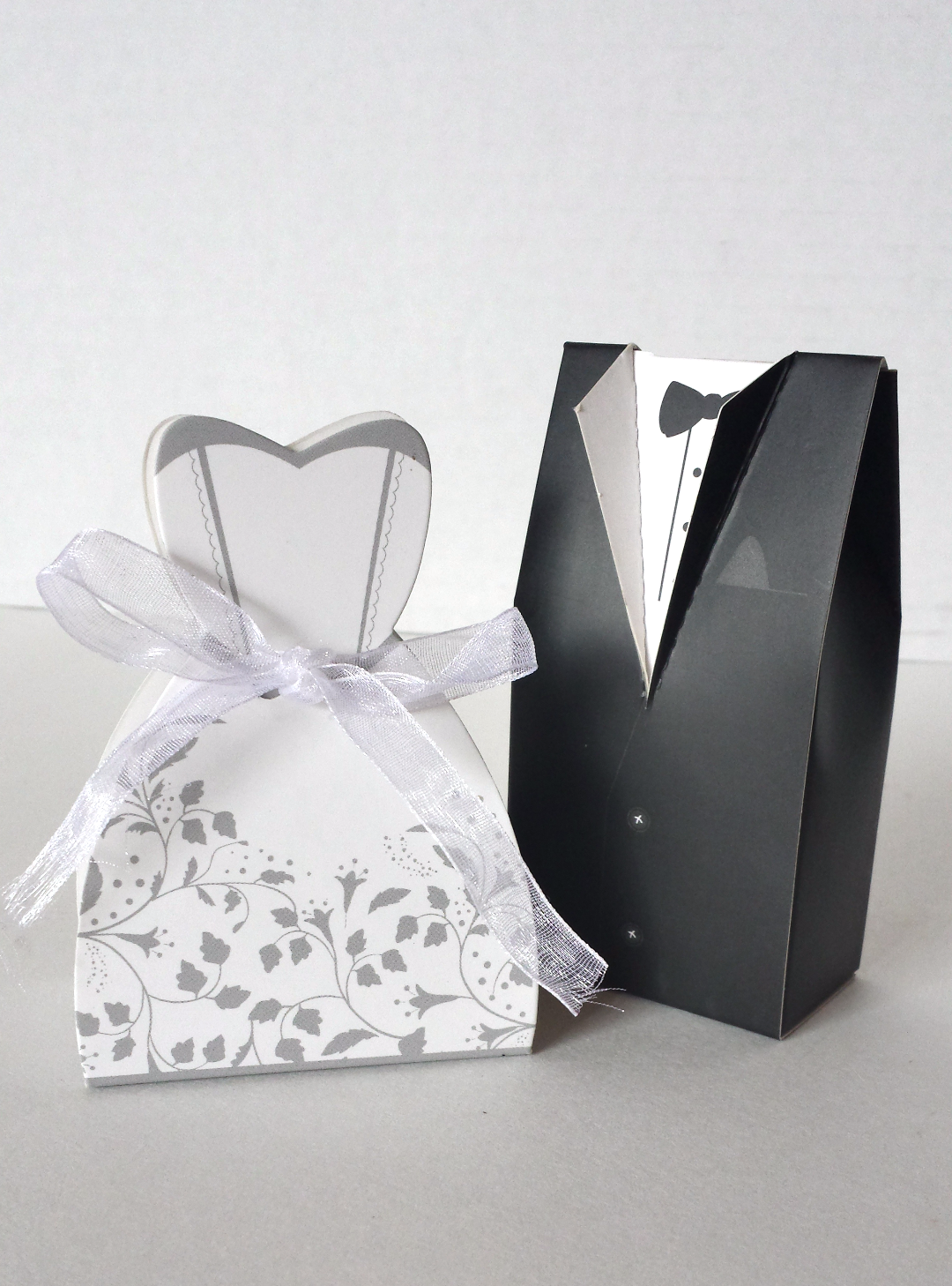 His & Hers Wedding Favors