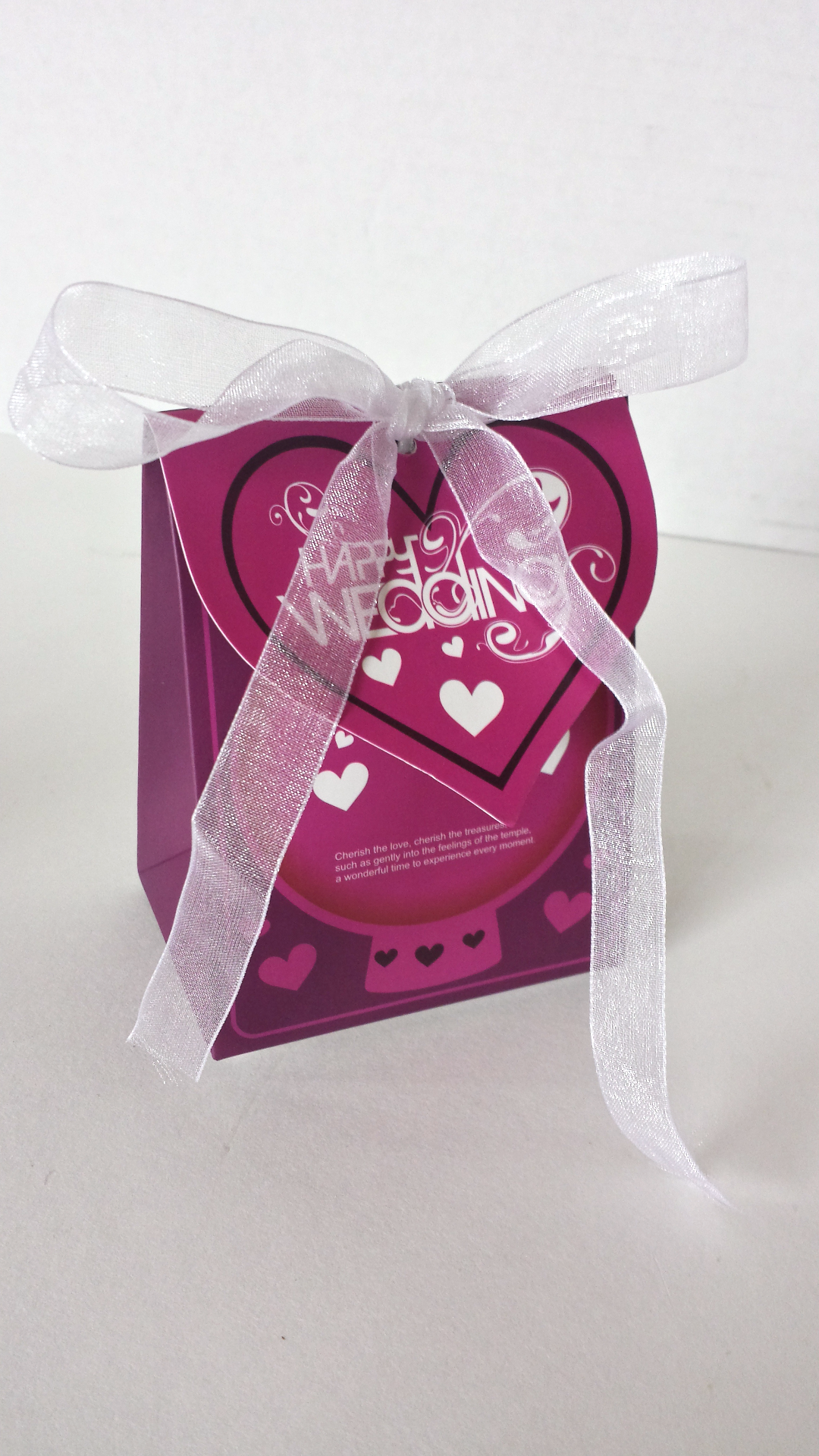 Happy Wedding Favor