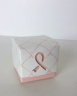 Breast Cancer Favor box