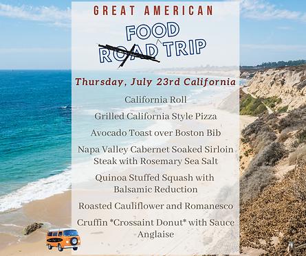 Road Trip: California