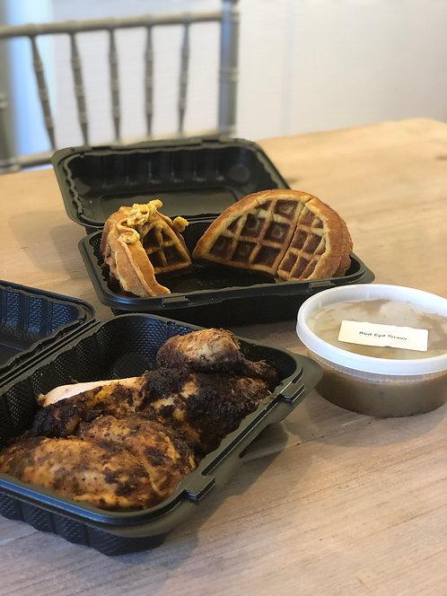 Chicken & Waffles - Best of
