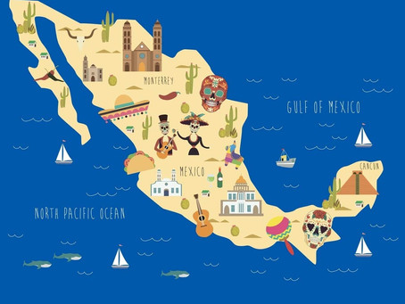 Travel With Us to México!