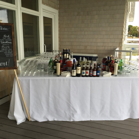 Duxbury Bay Maritime School - Bar
