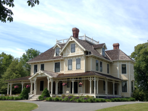 Our Trip to The Daniel Webster Estate