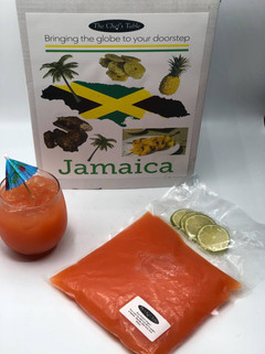 Beverage - Jamaica