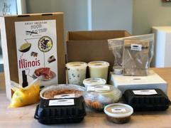 Illinois Dinner Box