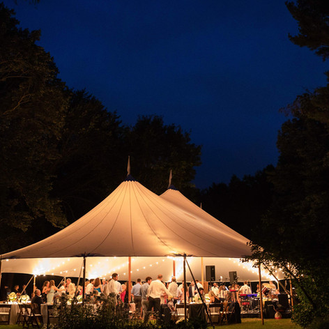 Tented Wedding, Duxbury Wedding, South Shore Caterer