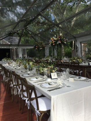 Clear top tent, Tented Wedding, Nature Wedding, Outdoor Wedding, Fairy Lights Wedding, Rustic Wedding, Natural Wedding