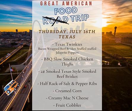 Road Trip: Texas