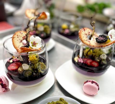 Garden Terrarium Dessert
