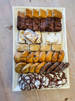 Assorted Cookies, Bars & Squares