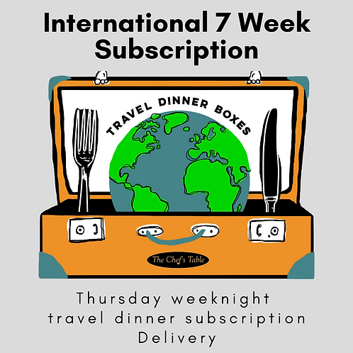 7 Week: Delivery Subscription