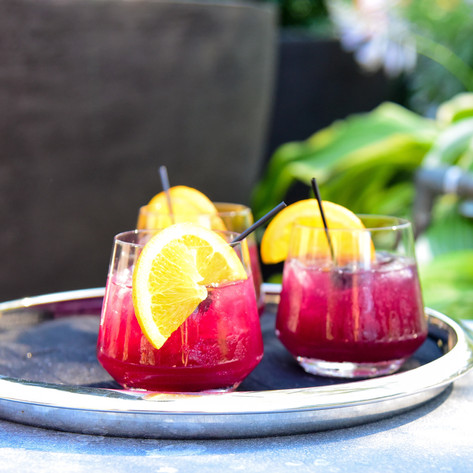 Signature Summer Cocktail