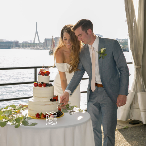 Pier 4 Wedding