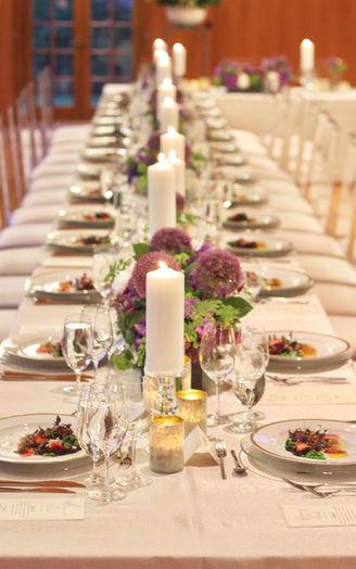 Formal Dinner Event
