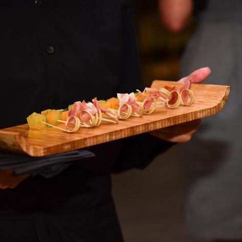 Prosciutto Pressed Lemon