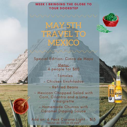 Week 1: Mexico