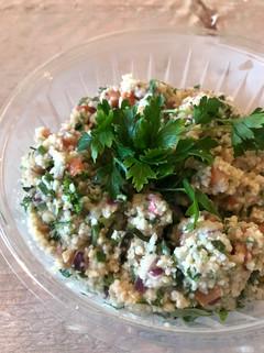 Tabbouleh Salad - Israel