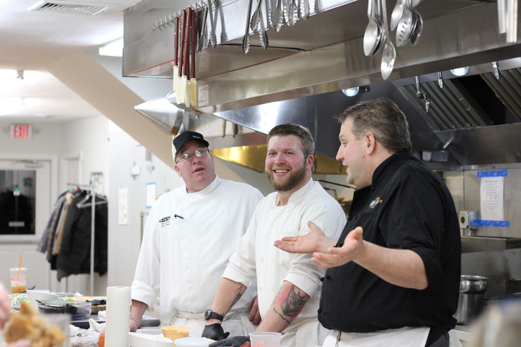 The Chef's Table Cooking Class