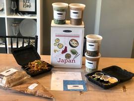 Japan Dinner Box