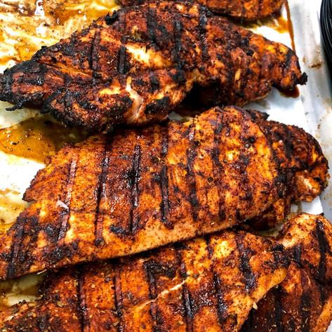 Latin Spiced Grilled Chicken