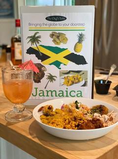 Jamaica Dinner Box