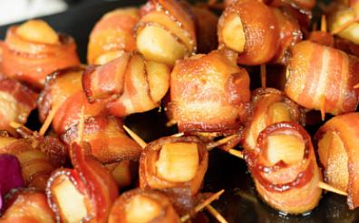 Scallops n' Bacon