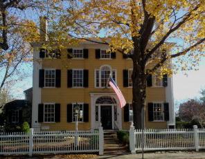 Nathaniel J. Winsor House