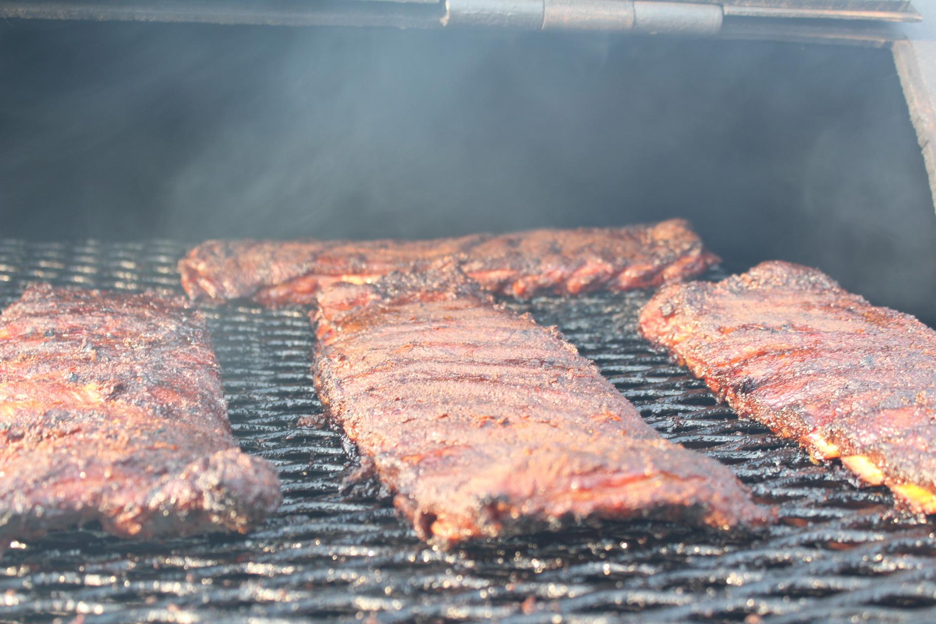 Slow Smoked BBQ Ribs