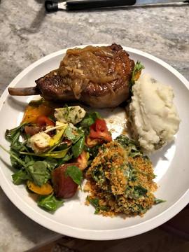 Customer Photo - Illinois Dinner Box