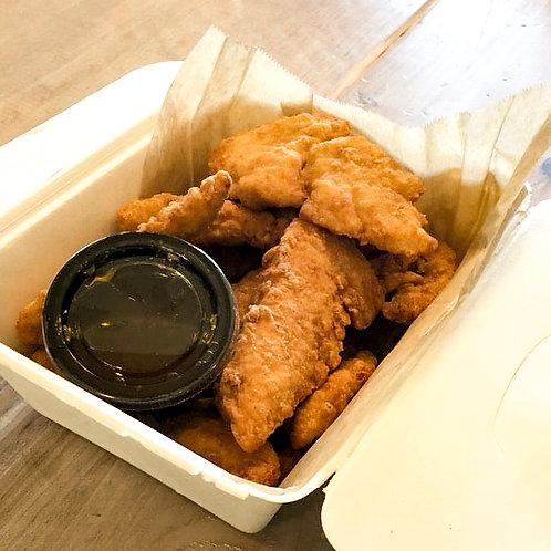 Crispy Chicken Tenders w/ Sweet 'n' Sour Sauce