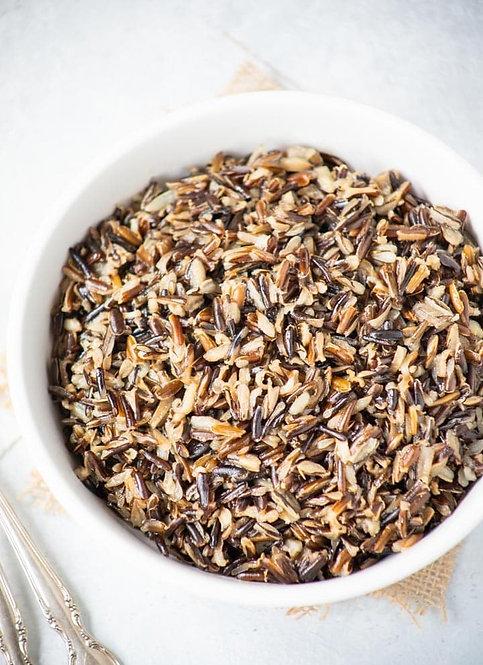 Wild Rice & Brown Pilaf - Best of