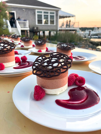 Plated Specialty Dessert