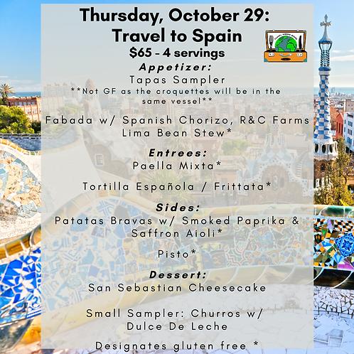 Spain - Week 7