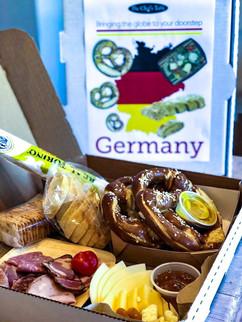 Charcuterie Board - Germany Dinner Box