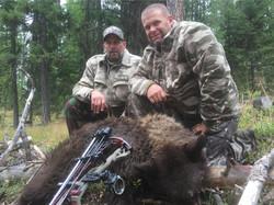 Fall Archery Bear