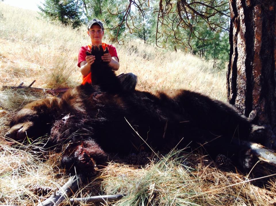 Fall Bear - Youth