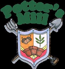 Potter's Mill logo