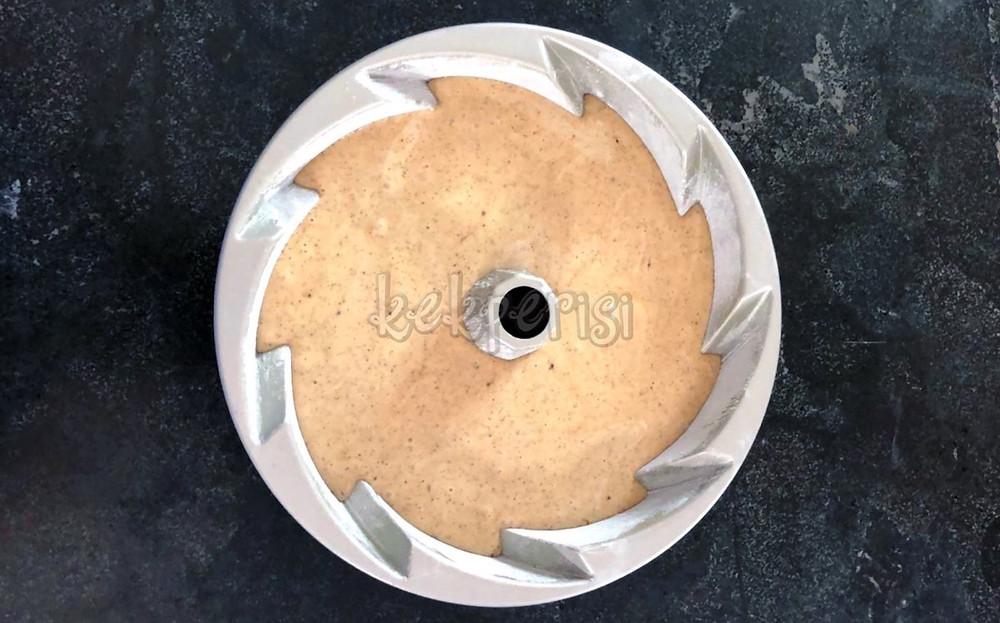 kekperisi - Coffee Cake Preparation - Basak Ergen