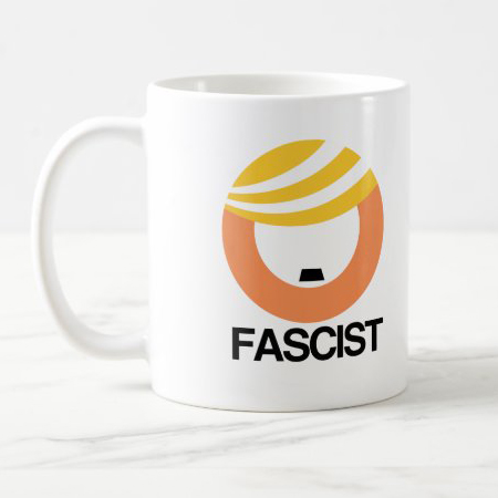 ANTI-FASCIST MUGS