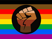 QPOC PRIDE (Philly Protest)