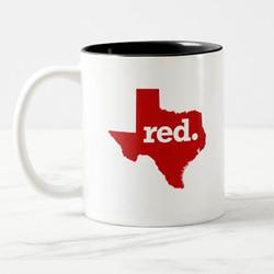 RED STATE  MUGS